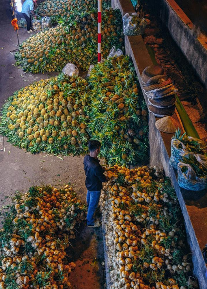 Bộ ảnh: Khám phá Hà Nội về đêm với chợ Long Biên không ngủ-9