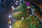 Bộ ảnh: Khám phá Hà Nội về đêm với chợ Long Biên không ngủ