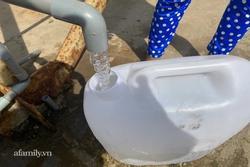 CHÚ Ý: TP Thủ Đức và 3 quận này sẽ bị cúp nước 24 giờ liên tục, người dân cần chuẩn bị trữ nước sạch