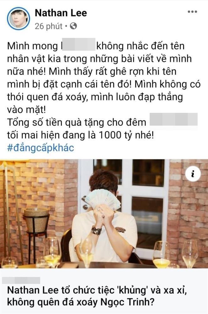 Quản lý Ngọc Trinh cầu xin Nathan Lee buông tha-1