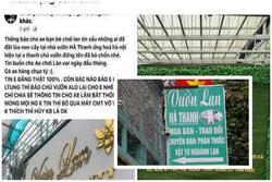 Bố chủ vườn lan 'ôm' 200 tỷ bỏ trốn: 'Nó vợ dại con thơ, cũng bị người khác lừa'