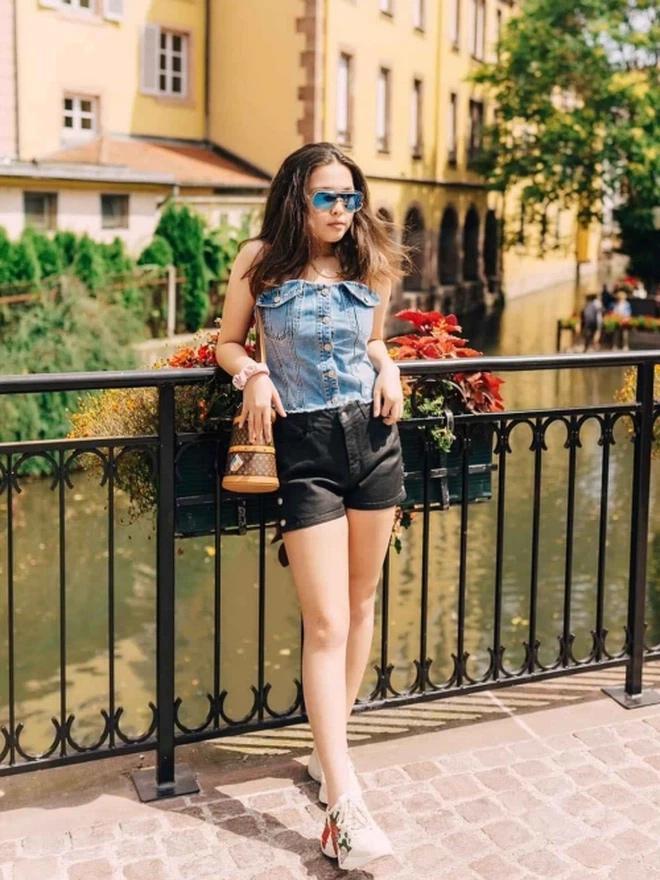 Con gái Phượng Chanel học trường siêu đắt, ngót nghét tỷ rưỡi/năm-5