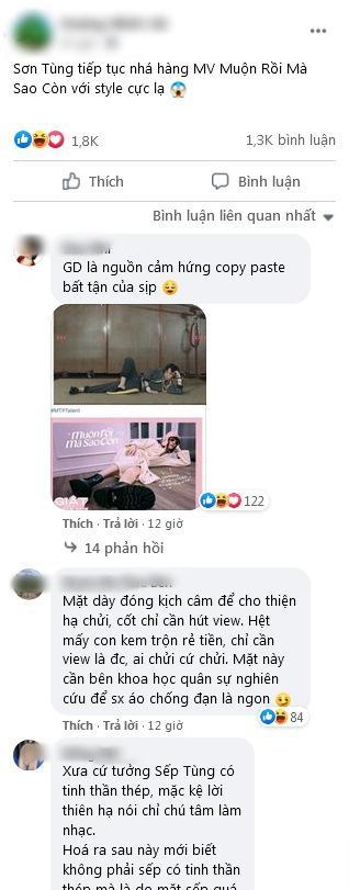 Sơn Tùng zưỡn zẹo nhá hàng MV mới, dân mạng ví cá sấu đội mũ hồng-3