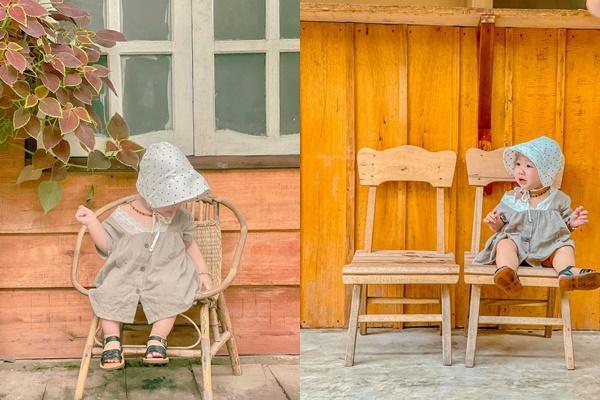 Con gái Phan Văn Đức thay đổi thế nào sau 8 tháng chào đời?-10