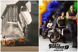 Bao giờ có trailer mới? 'Fast 9' trả lời: 'Tổ nghề đua độ nên sợ gì!'