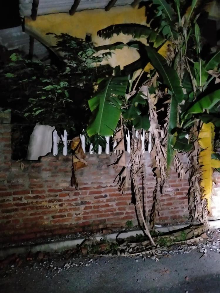 Chiêu chống trộm như phim kinh dị của chủ nhà khiến hàng xóm kinh hồn bạt vía-1