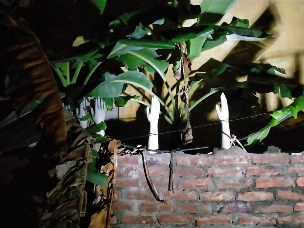 Chiêu chống trộm như phim kinh dị của chủ nhà khiến hàng xóm kinh hồn bạt vía-3