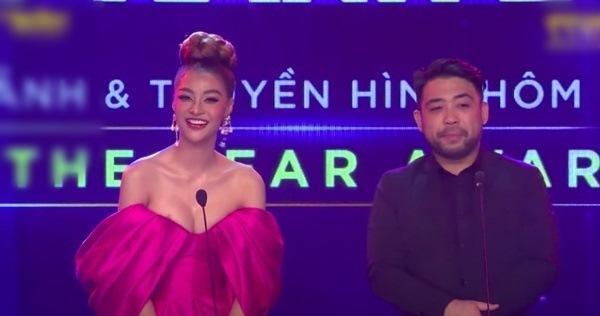 Hoa hậu, Á hậu liên tiếp mắc lỗi lộ hàng trên sóng truyền hình-3