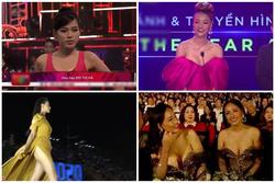 Hoa hậu, Á hậu liên tiếp mắc lỗi lộ hàng trên sóng truyền hình
