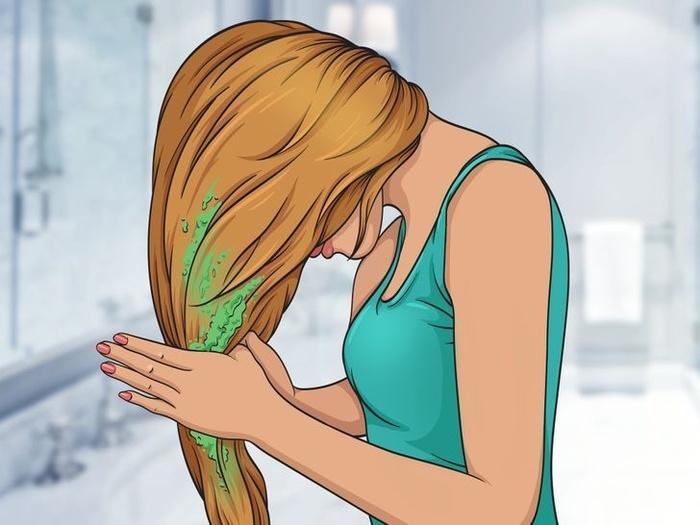 10 nguyên liệu tự nhiên hô biến tóc mỏng dính thành dày lại mềm mượt-2