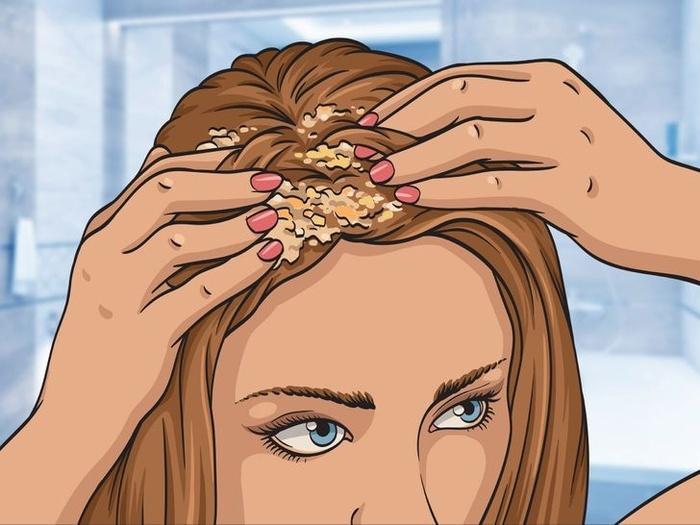 10 nguyên liệu tự nhiên hô biến tóc mỏng dính thành dày lại mềm mượt-6