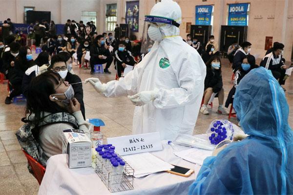 Đề nghị 5 tỉnh thành tăng cường công tác phòng, chống dịch COVID-19-1
