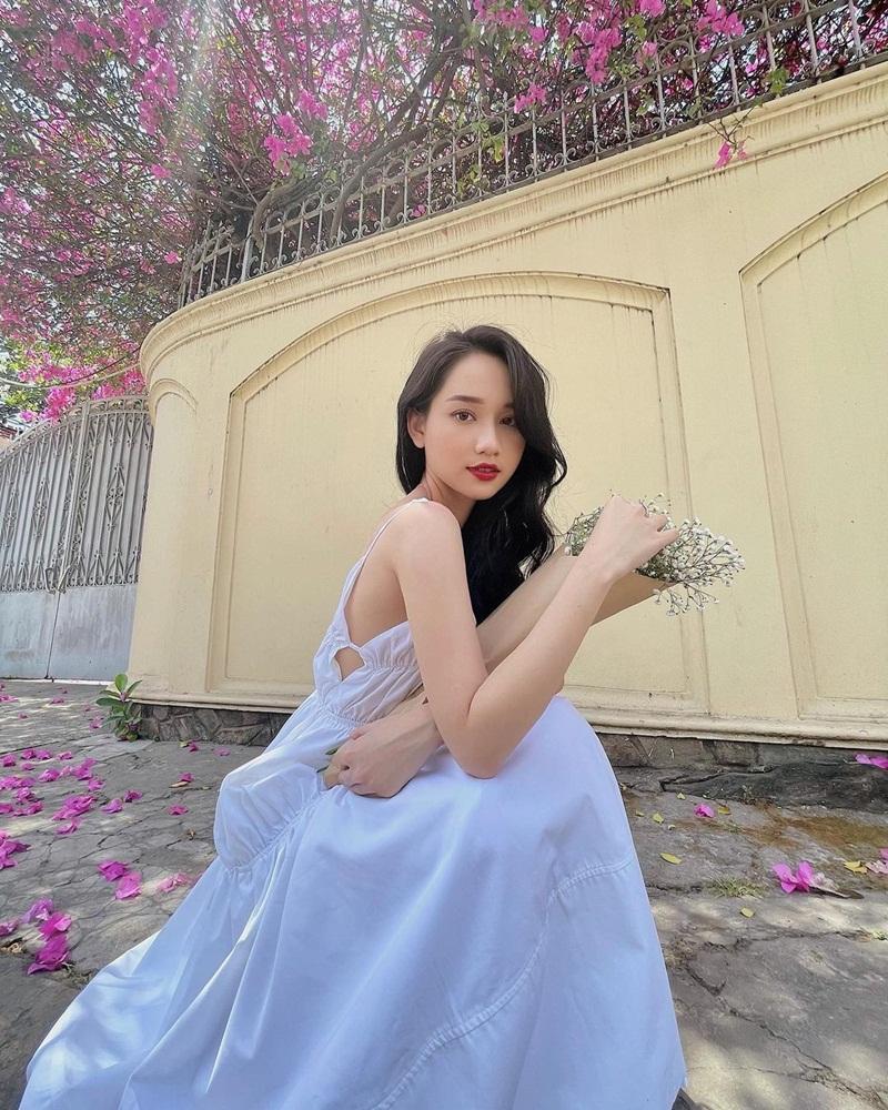 Lăng-xê trang phục họa tiết, Thúy Vi - Quỳnh Anh Shyn hai phong cách đối lập-3