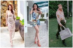 Lăng-xê trang phục họa tiết, Thúy Vi - Quỳnh Anh Shyn hai phong cách đối lập
