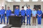 Tổ chức 14 người Trung Quốc ở 'chui' đánh bạc, 2 cô gái chia nhau 18 năm tù