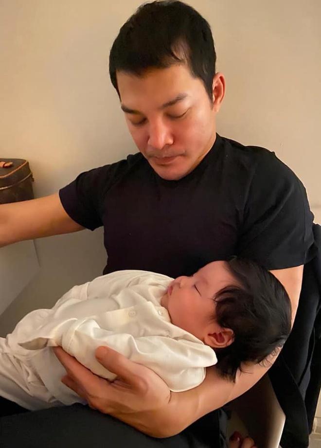 Trần Bảo Sơn lên tiếng về tin có con gái sau khi ly hôn-1