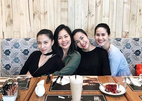4 hội bạn thân sang chảnh bậc nhất showbiz Việt-3