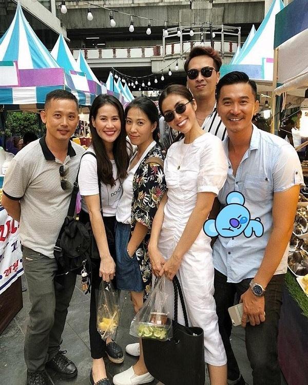 4 hội bạn thân sang chảnh bậc nhất showbiz Việt-4