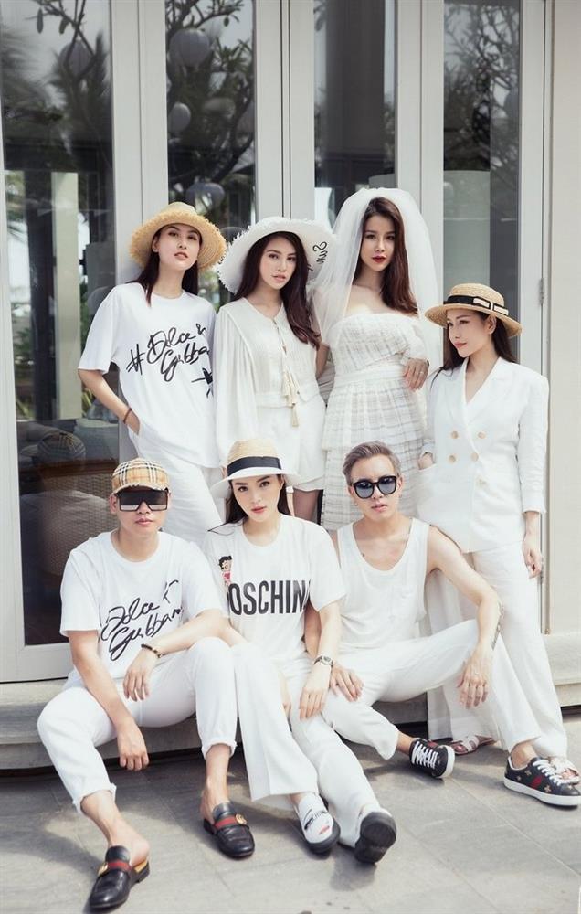4 hội bạn thân sang chảnh bậc nhất showbiz Việt-7