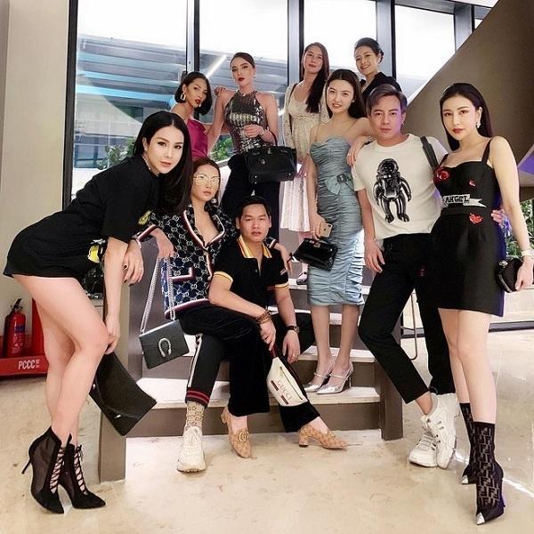 4 hội bạn thân sang chảnh bậc nhất showbiz Việt-8