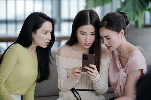 Ninh Dương Lan Ngọc, Diễm My 9x, Nhã Phương lần đầu mang đời tư lên phim?-8
