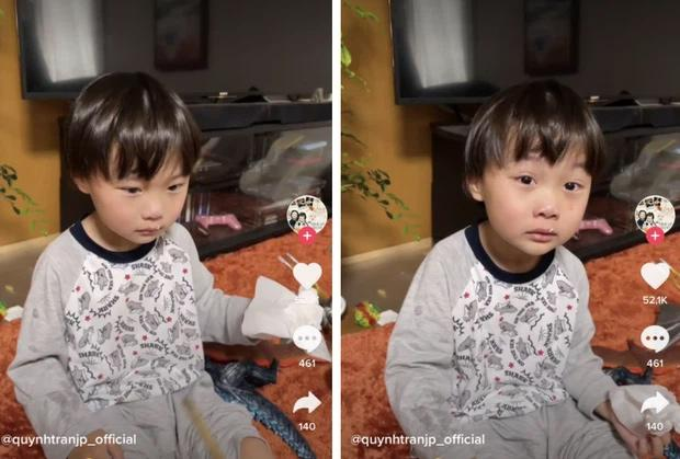 Quỳnh Trần JP lại gây tranh cãi khi lôi con ra quay clip giữa trời nắng gắt-5