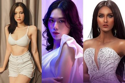 Dàn người đẹp chuyển giới muốn thi Hoa hậu Hoàn vũ VN 2021