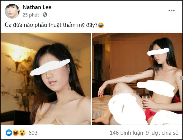 Nathan Lee chơi lớn tung ảnh Ngọc Trinh khỏa thân?-4