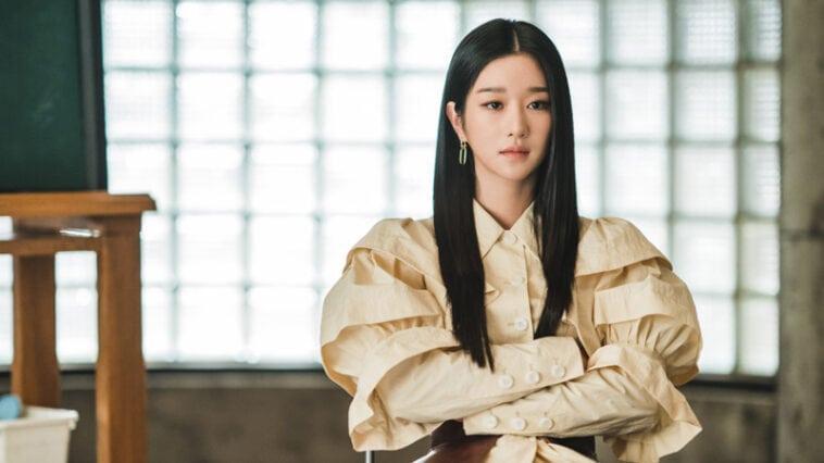 Điên nữ Seo Ye Ji lộ khuyết điểm cười hở lợi, ảnh quá khứ khác xa hiện tại-11