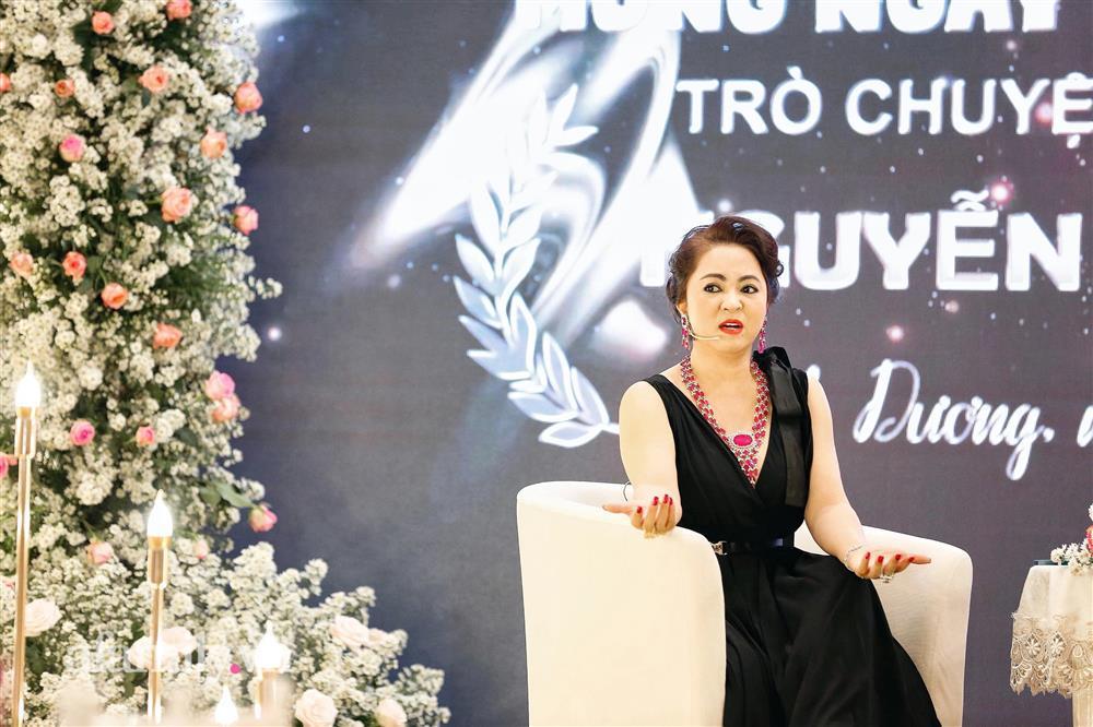 Vợ ông Dũng Lò Vôi mắng Trang Khàn con bán online-2