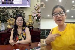 Vợ ông Dũng 'Lò Vôi' mắng Trang Khàn 'con bán online'