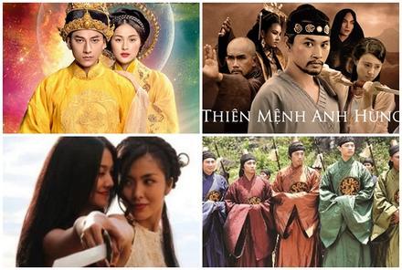 Dòng phim cổ trang Việt: Đưa tay lên nào, cùng flop bạn nhé!