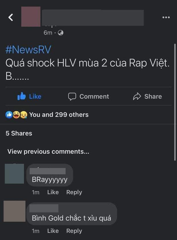 Rapper tên B nào sẽ làm HLV Rap Việt: Bình Gold, B Ray hay Big Daddy?-1