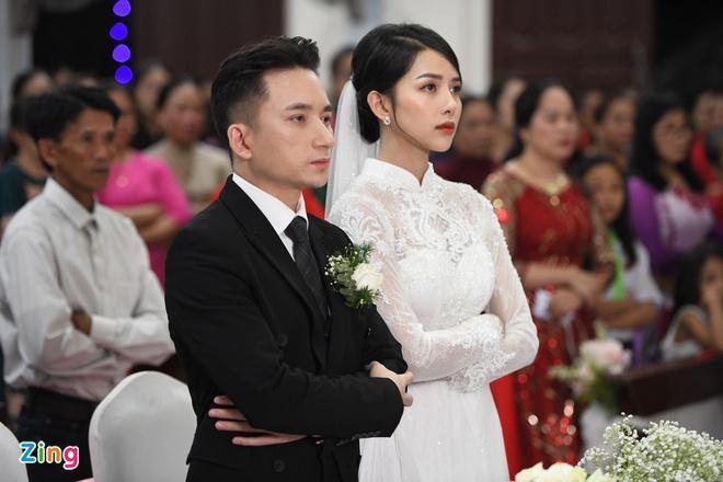 Thánh lễ hôn phối của Phan Mạnh Quỳnh và cô dâu Khánh Vy-2