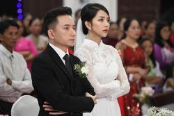 Thánh lễ hôn phối của Phan Mạnh Quỳnh và cô dâu Khánh Vy
