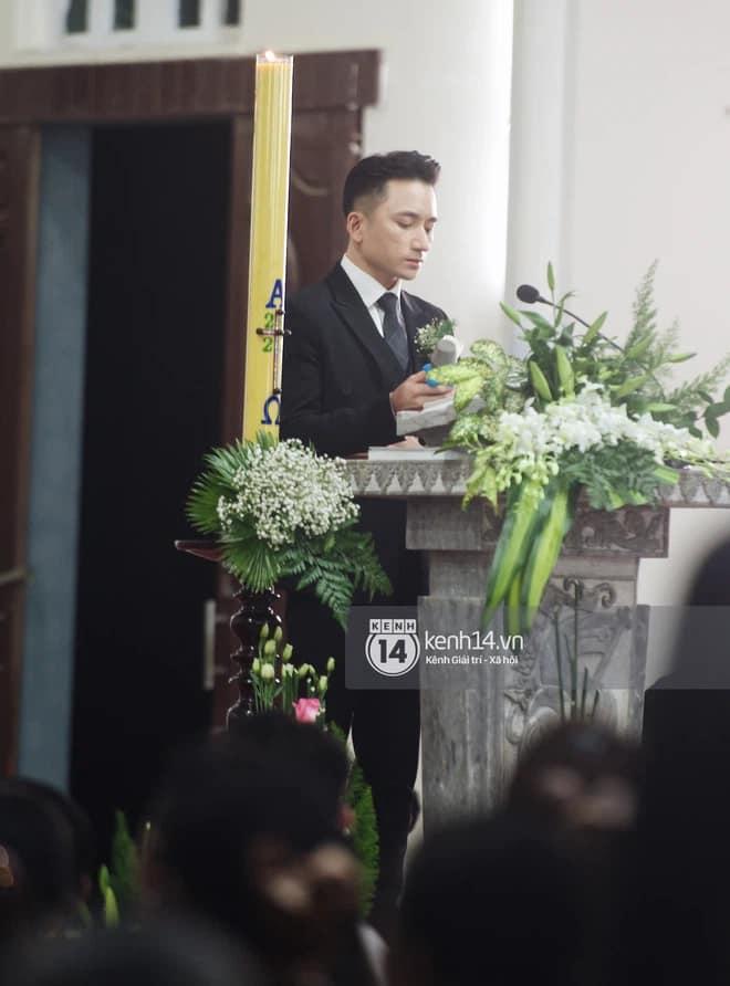 Cô dâu Phan Mạnh Quỳnh diện áo dài trắng, xinh đẹp không góc chết-6
