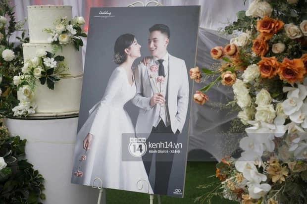 Cô dâu Phan Mạnh Quỳnh diện áo dài trắng, xinh đẹp không góc chết-9