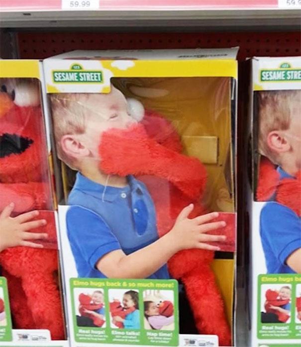 Các món đồ chơi xấu như cơn ác mộng khiến trẻ em chỉ còn nước khóc thét-5