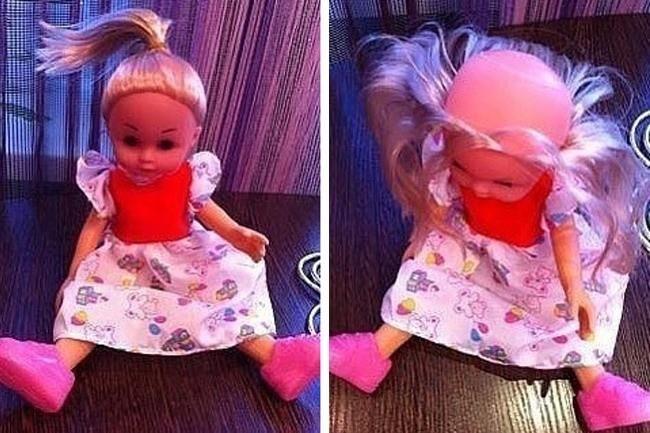 Các món đồ chơi xấu như cơn ác mộng khiến trẻ em chỉ còn nước khóc thét-10