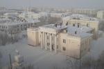 Ngôi làng bị đóng băng hoàn toàn ở Nga