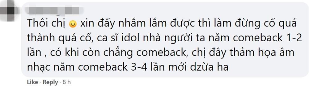 Phí Phương Anh thông báo comeback, netizen bàng hoàng: Lì như trâu-8