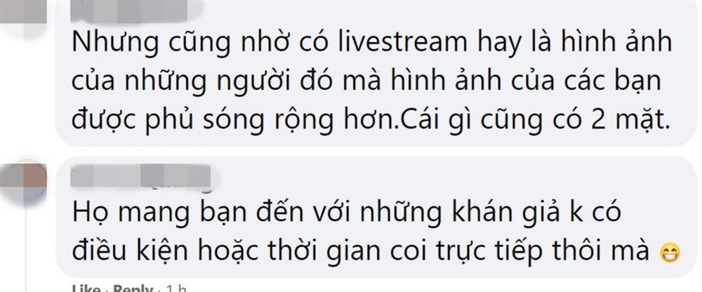 Tuấn Hưng bức xúc khán giả thi nhau livestream khi đi xem show-7
