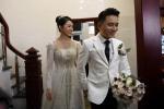 Vợ Phan Mạnh Quỳnh mặc váy cưới 87.5 triệu đồng