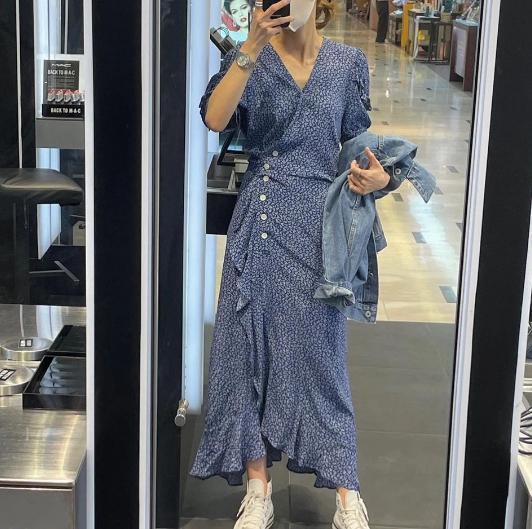 4 tips diện váy dài để tránh biến thành bà thím mà vẫn chuẩn sành điệu-1