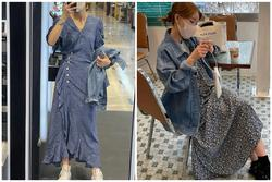 4 tips diện váy dài để tránh biến thành bà thím mà vẫn chuẩn sành điệu