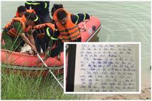 Nữ sinh lớp 10 nhảy sông Lam tự tử để lại dòng nhật ký bi thương