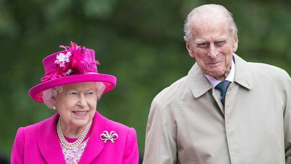 Toàn cảnh đám tang Hoàng thân Philip, phu quân Nữ hoàng Elizabeth II-1