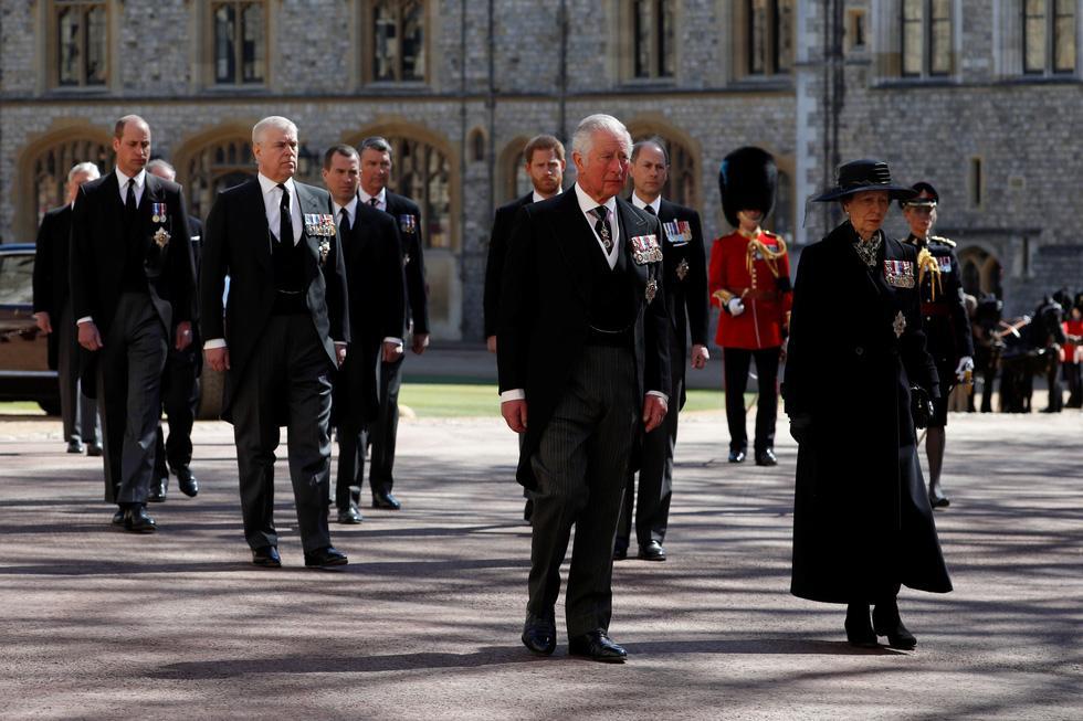 Toàn cảnh đám tang Hoàng thân Philip, phu quân Nữ hoàng Elizabeth II-4