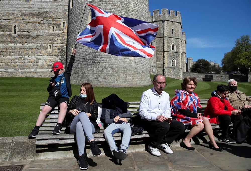 Toàn cảnh đám tang Hoàng thân Philip, phu quân Nữ hoàng Elizabeth II-12