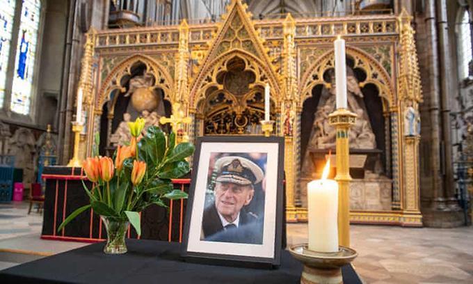 Toàn cảnh đám tang Hoàng thân Philip, phu quân Nữ hoàng Elizabeth II-11